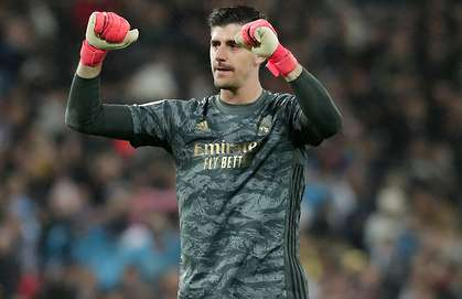 Courtois Makes Laliga History After Madrid Emerge Champions