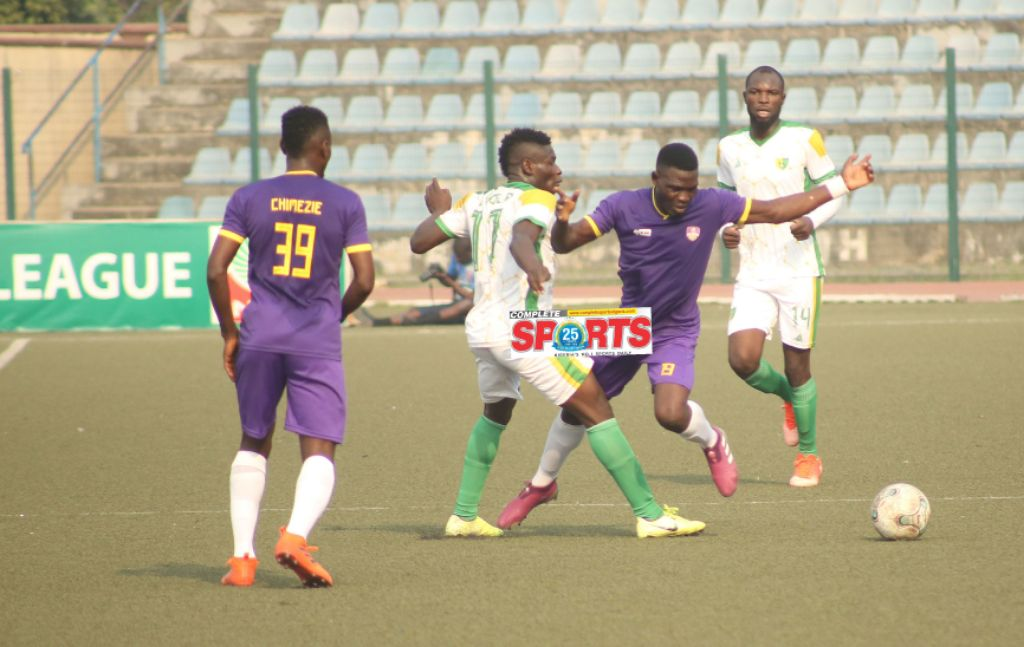 Professionalism Will Make Nigerian Leagues Better – Sports Minister, Dare