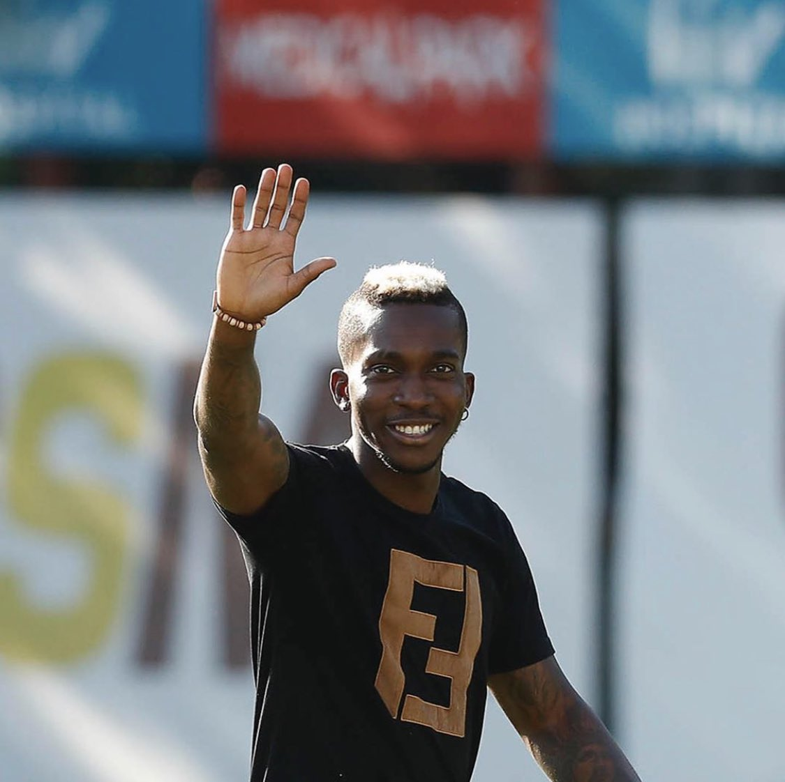 Onyekuru: Difficult  To Say Goodbye To Galatasaray Fans