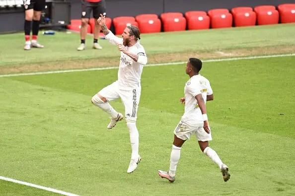 LaLiga: Real Madrid Beat Athletic Bilbao, Extend Lead Over Barcelona