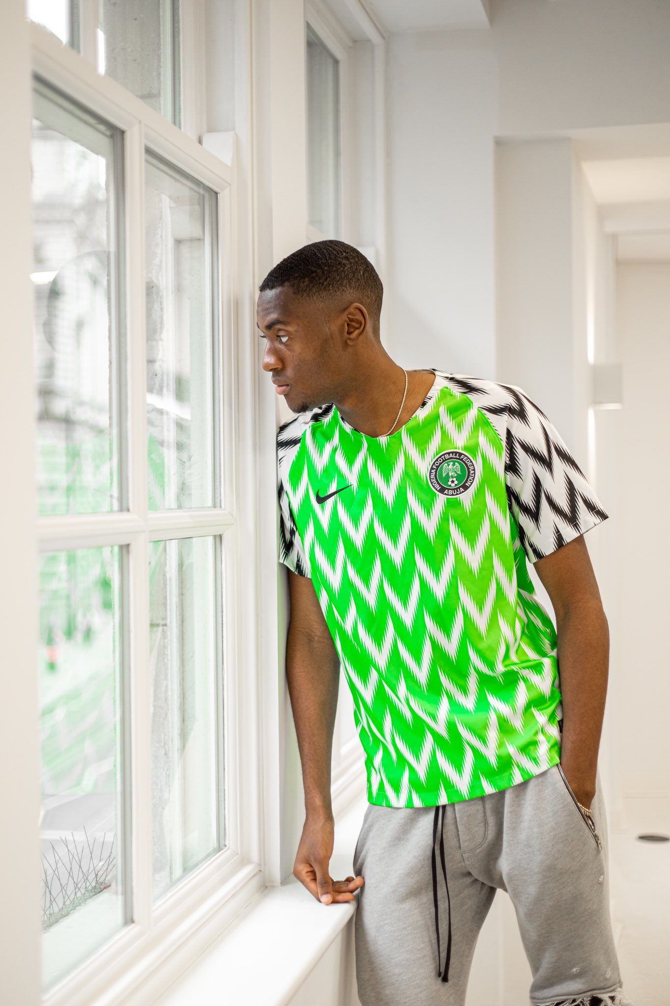 Adarabioyo Awaits FIFA Clearance To Play For Super Eagles