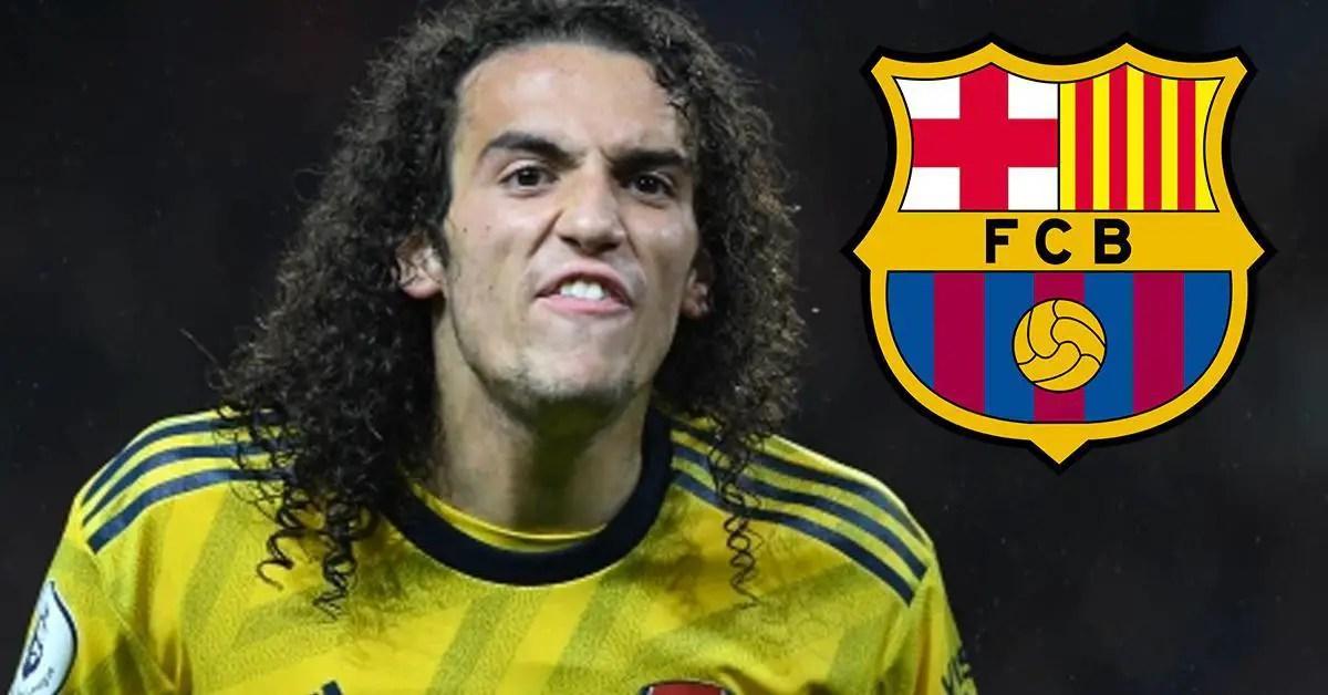 Arsenal's Guendouzi In Advanced Talks With Barcelona