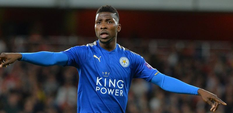 Rodgers: Iheanacho's Substitution Vs Bournemouth Not Negative