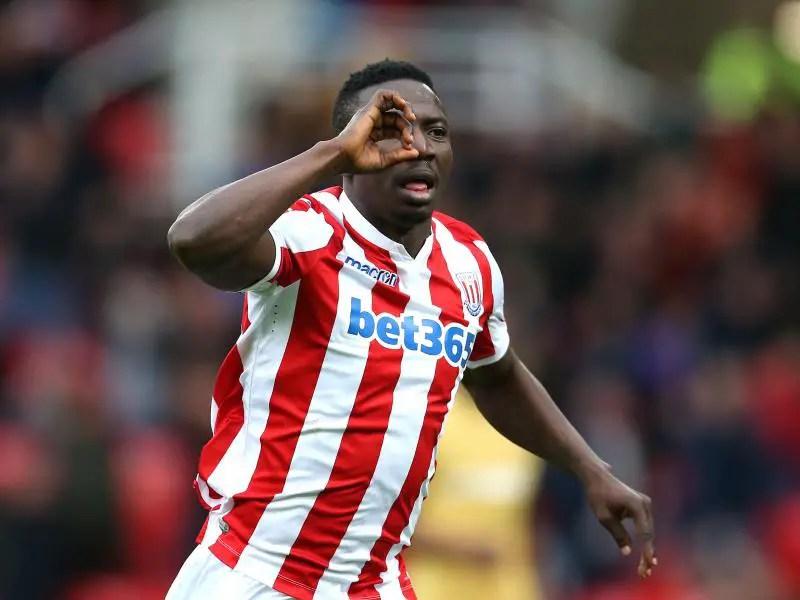 Etebo Named In Stoke City's Retained List  For 2020/21 Season