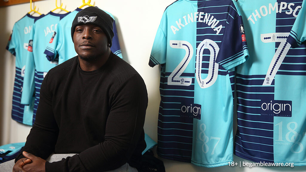 Akinfenwa: I Had Interest In Playing For Nigeria When I Was Young