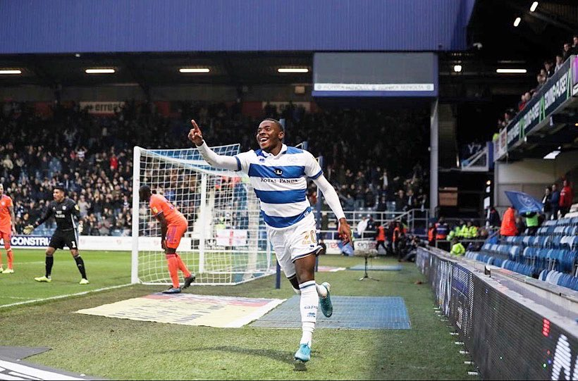 Osayi-Samuel Set To Join Club Brugge From Queens Park Rangers