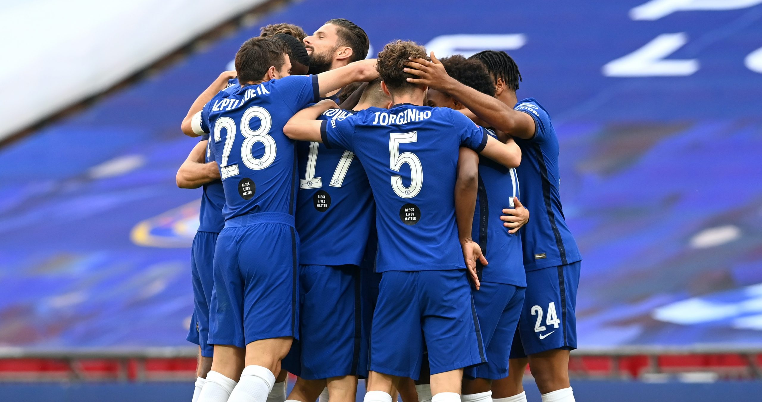 Ighalo Subbed On As Chelsea Defeat Man United To Cruise Into FA Cup Final