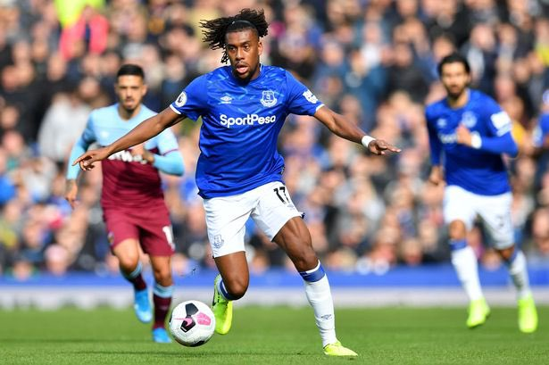 Carabao Cup: Iwobi Gets Chance To Impress Ancelotti As Everton Host Salford