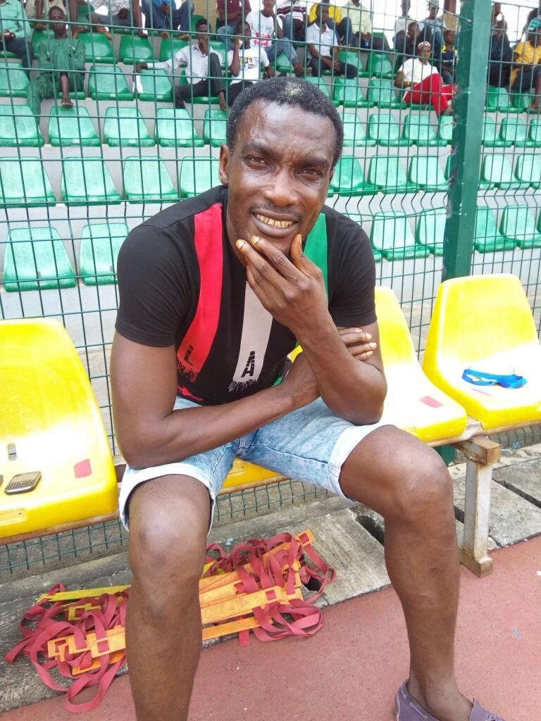 Agali: NPFL Stars Not Good Enough To Play For Super Eagles