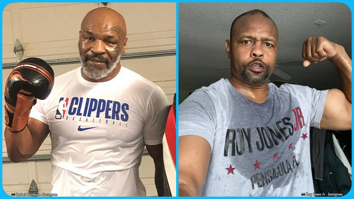 Tyson To Face Roy  Jones Jr In Exhibition Fight