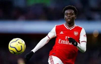 Adams Fears Saka Will Leave Arsenal Over Feeder Club Mentality