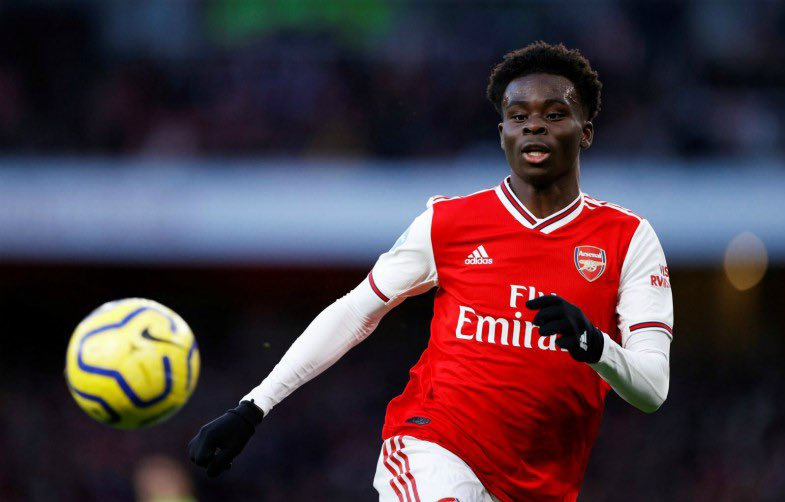 Adams Fears Saka Will Leave Arsenal Over Feeder Club Mentality