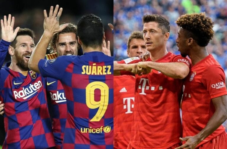 Preview: Bayern Look To Continue Dominance Over Barcelona Ahead Champions League Quarter-final Clash