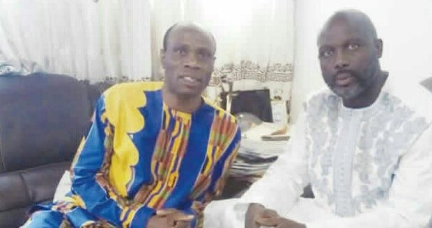 Taribo: Weah Was Interested In Playing In Nigerian League