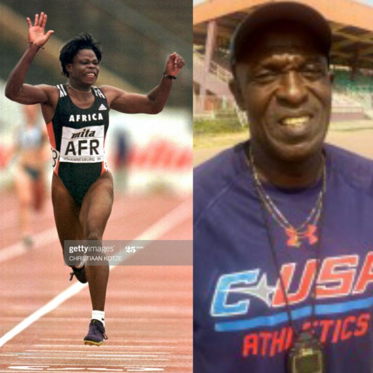 Osheku: How Falilat Ogunkoya Made Olympic History In Atlanta