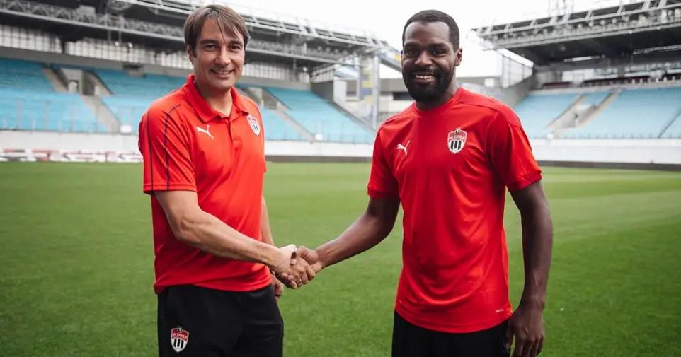 Idowu Joins Russian Club FC Khimki On Loan