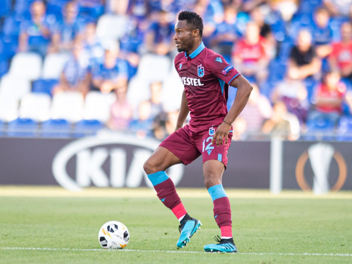 Stoke City Line Up Bid  For Mikel