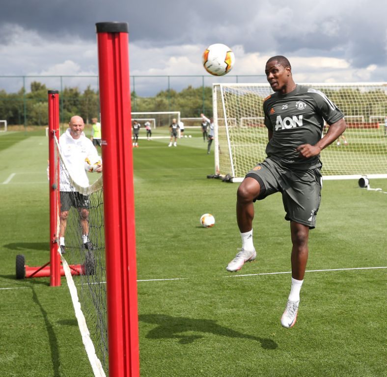 Man United Vs Copenhagen: Ighalo Seeks To End 7-Game Goal Drought
