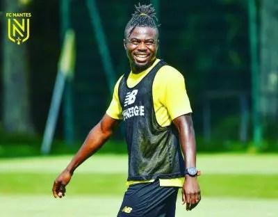 Nantes Stop Moses Simon From Super Eagles Duty