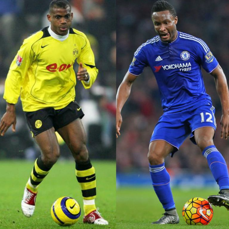Oliseh Greater Than Mikel As Defensive Midfielder  –Aiyegbeni