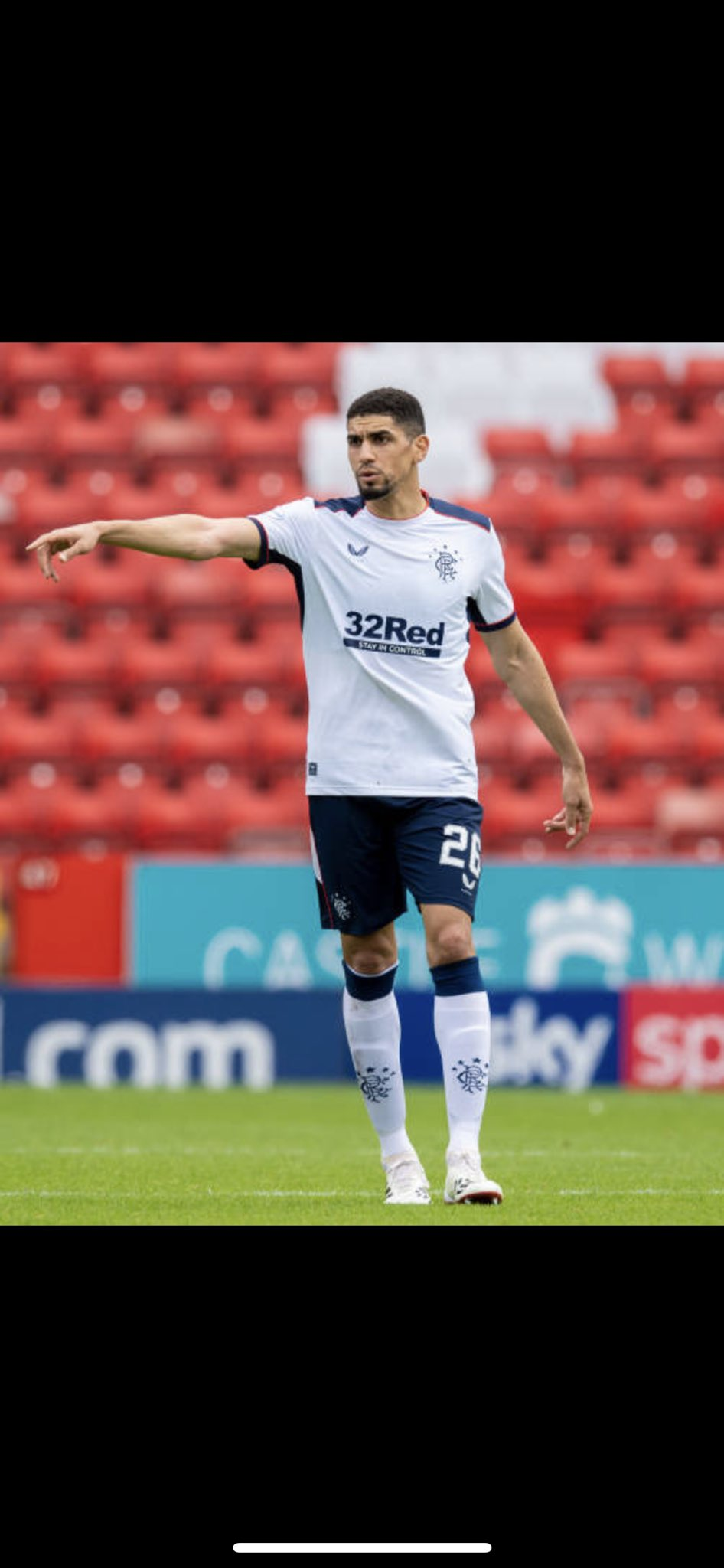 Rangers To Know Extent Of Balogun Injury After Win Vs St Johnstone