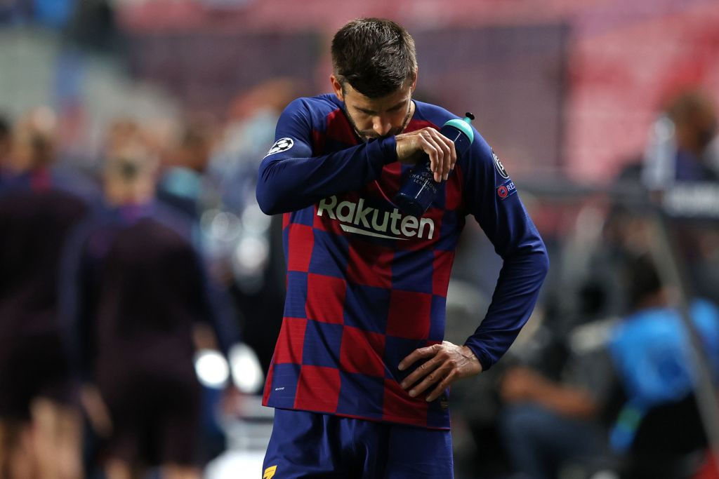 Newly Promoted Fulham Make Shock Move For Pique
