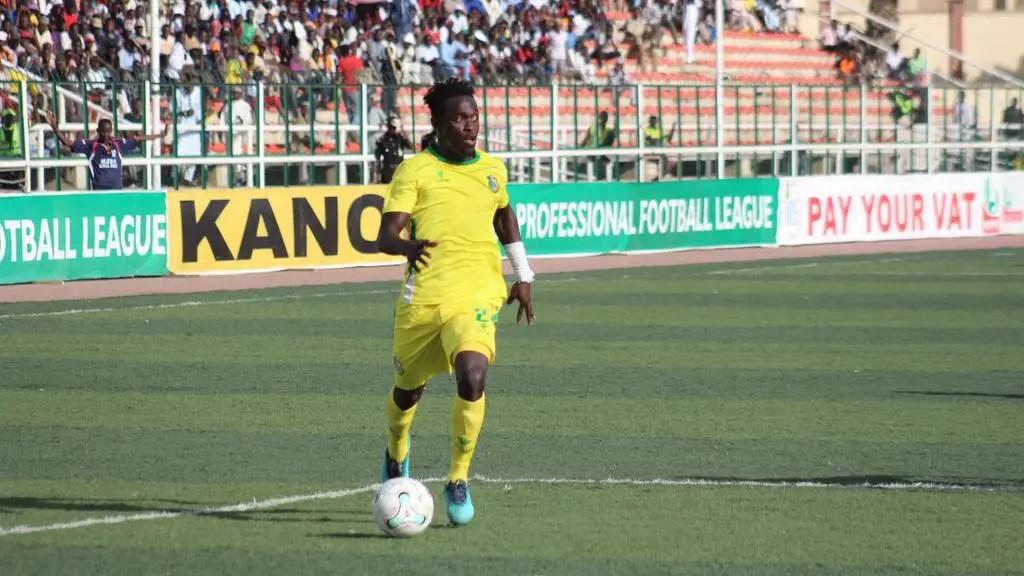 Tanzanian Club Simba SC  Chase Lokosa