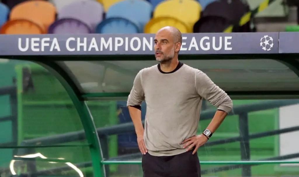 Guardiola Replies Nigerian Fans, Confirms Reasons For  Champions League Title Drought