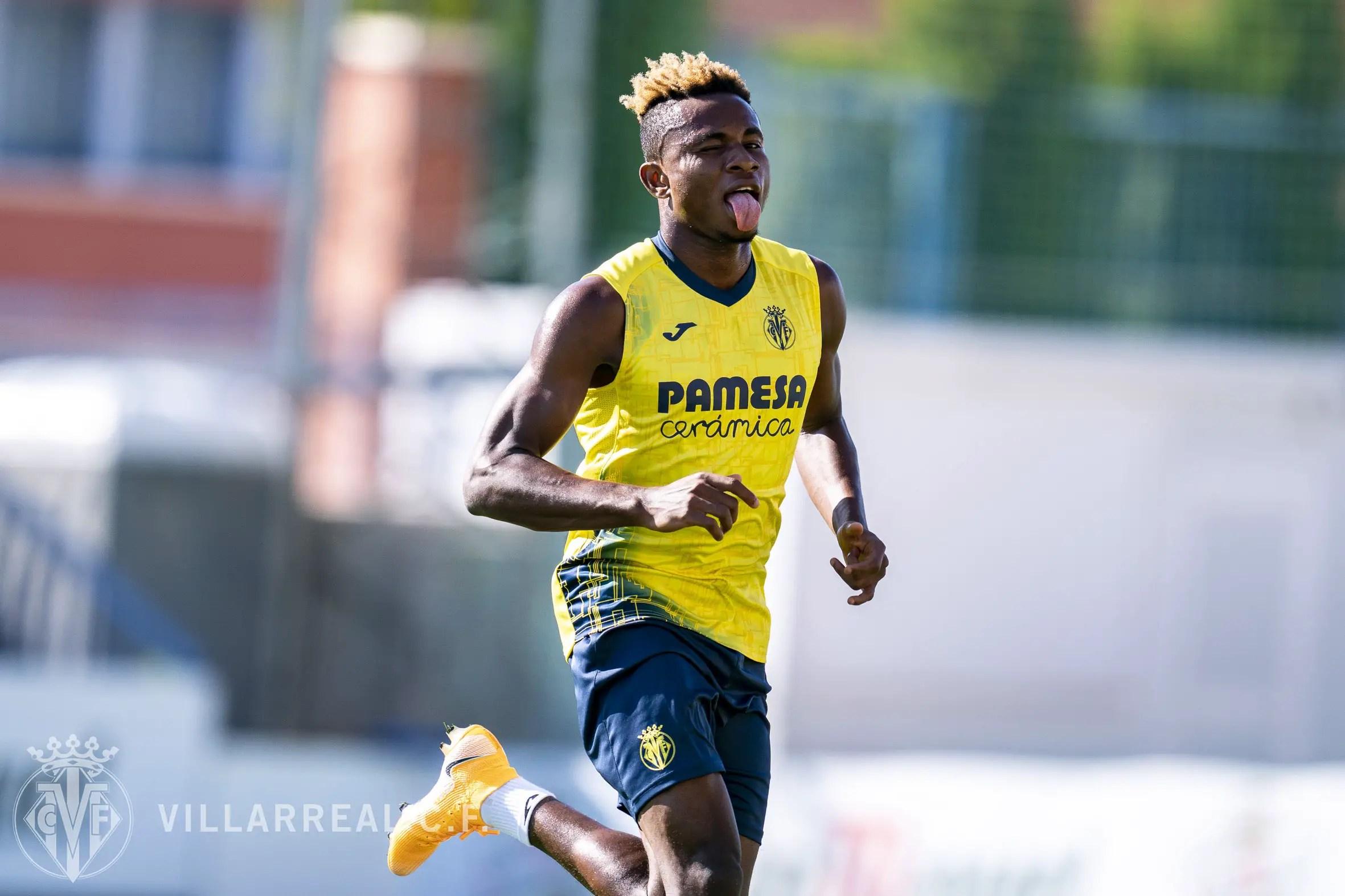 Chukwueze's Villarreal Confirm Pre-Season Dates