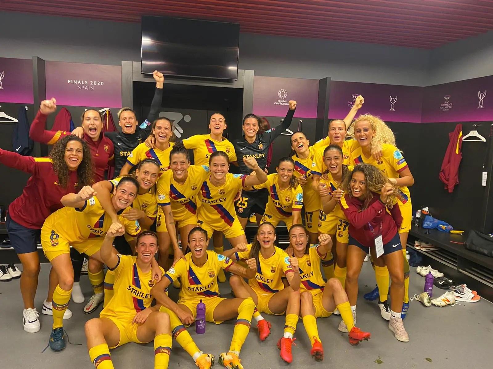 UWCL: Oshoala Relishes Barcelona Win Vs Atletico Madrid
