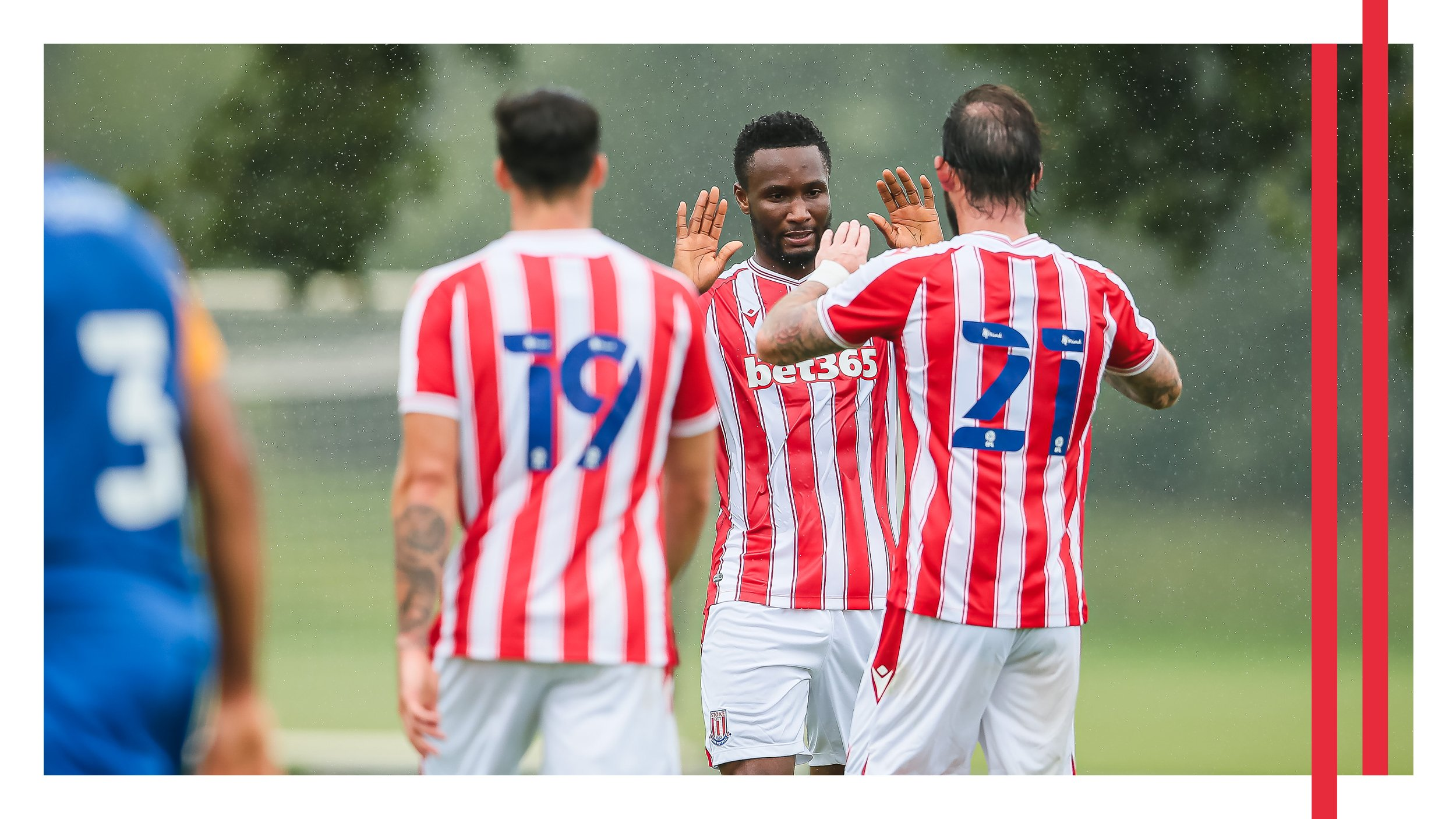 Carabao  Cup: Mikel Set  For  Stoke City Debut Vs Blackpool