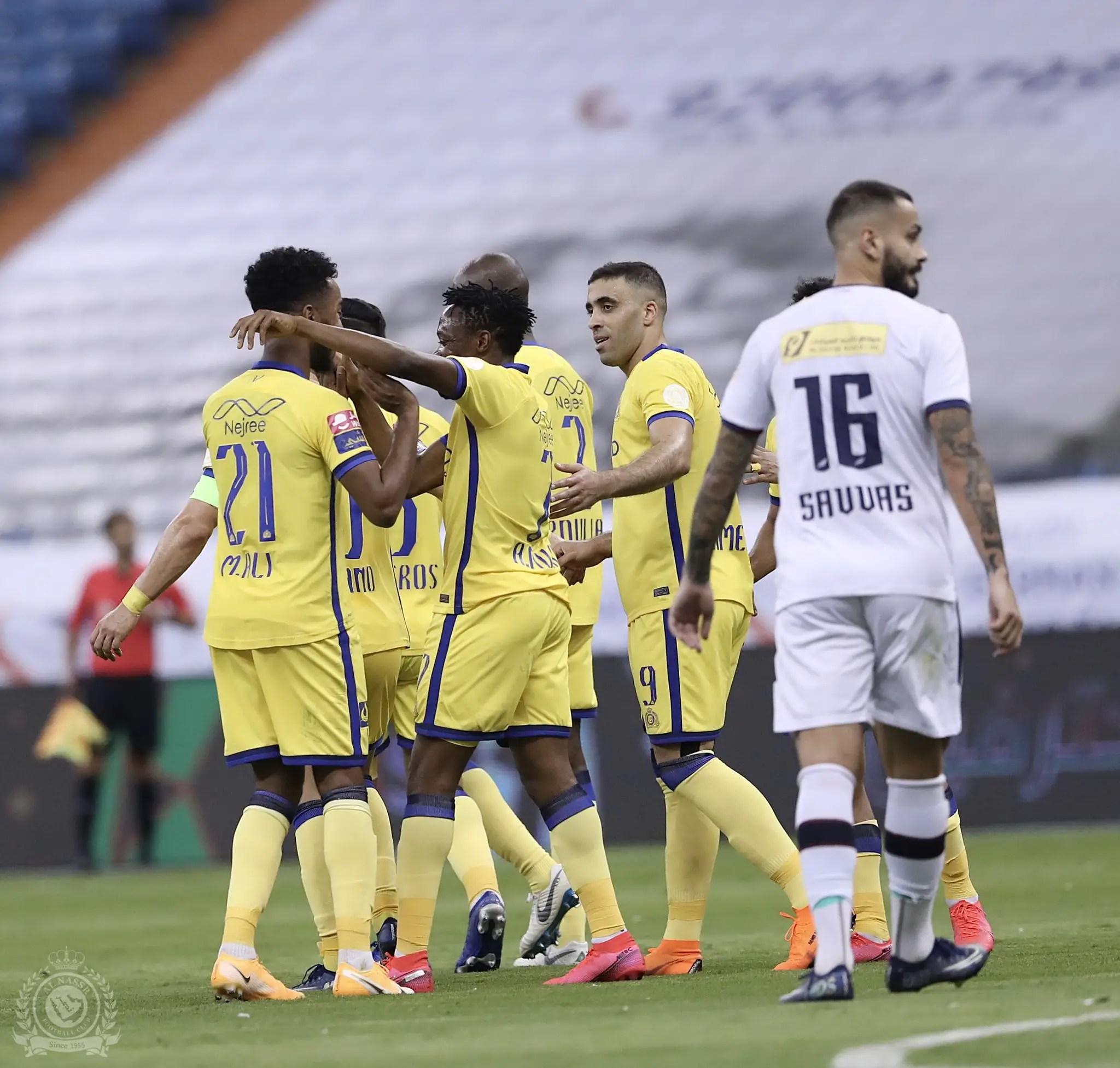 Saudi League: Musa Scores As Al Nassr Thrash Al Adalah At Home