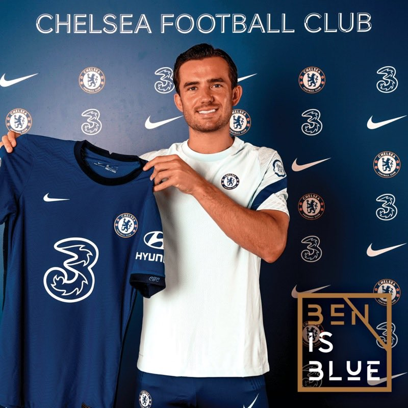 Chilwell Joins Chelsea From Leicester On Five-Year Deal
