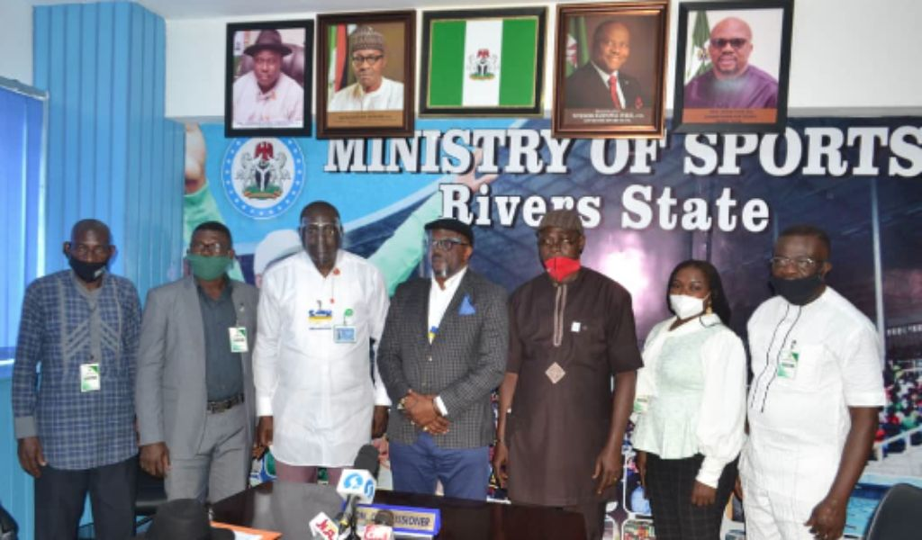 Rivers State Govt. Rejects NFF Committee's Report On 2019/20 NPFL Final Table, Heads To CAS