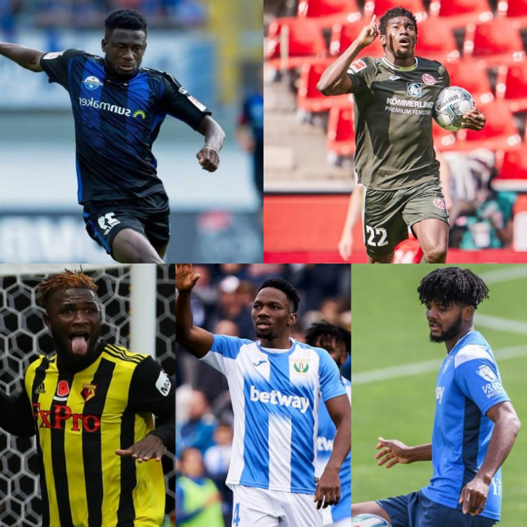 5 Players Who Need Summer Transfer To Retain Super Eagles Spots