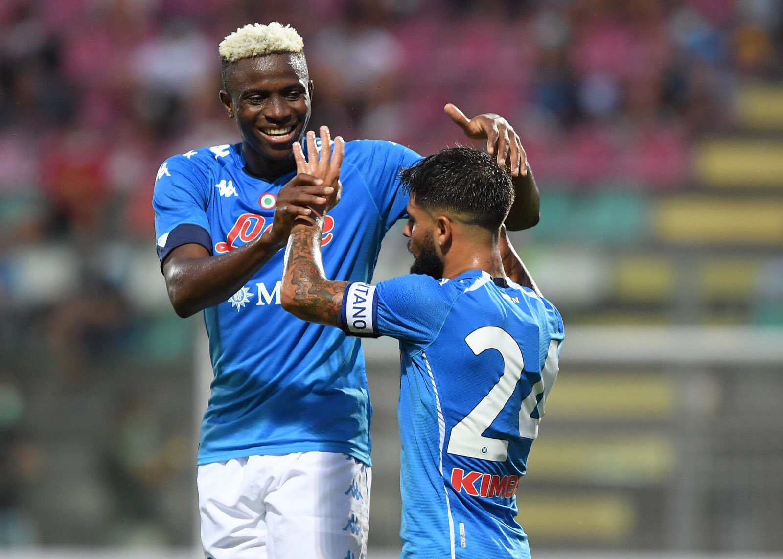 Serie A: Osimhen Helps Napoli Claim Win At Roma, Boost Top-Four Hopes