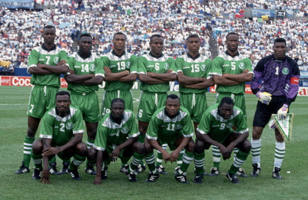 Chukwu: 1994 Super Eagles Side Better Than AFCON 1980 Squad, 1996 Olympic Dream Team
