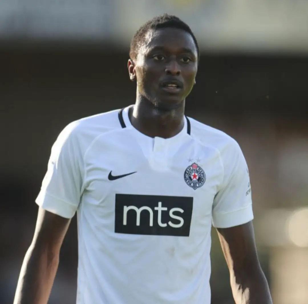 Sadiq Eyes 3rd League Goal Of Season In Serbia For Partizan Belgrade
