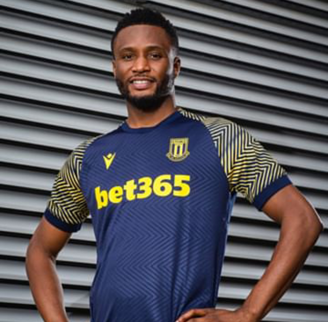 Mikel Ambitious, Eager To Help Stoke City Get Promotion To Premier League