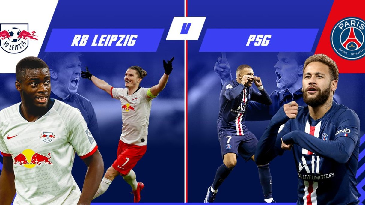 Leipzig, PSG Eye First Ever Champions League Final Appearance