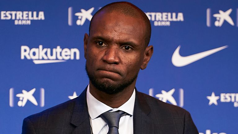 Abidal Explains Reasons For Barcelona Departure
