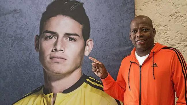 Colombian Legend Asprilla Questions Rodriguez's Everton Move