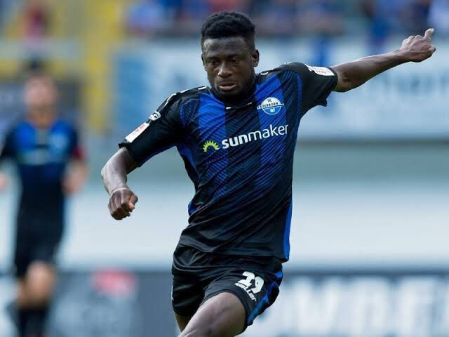 Collins Set To Join Union Berlin From SC Paderborn