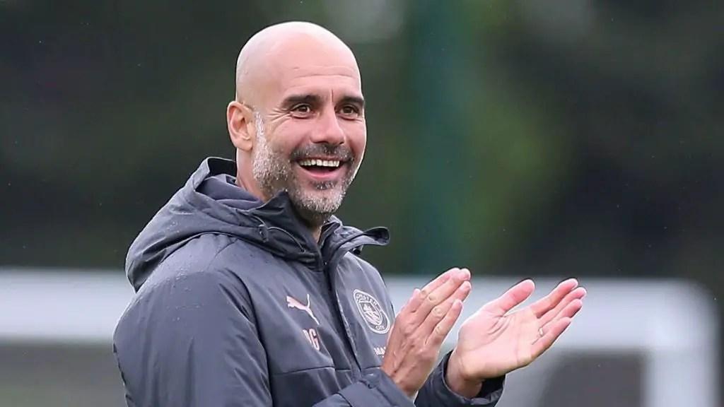 Guardiola Calls For Calm At Man City After 21st Consecutive Win