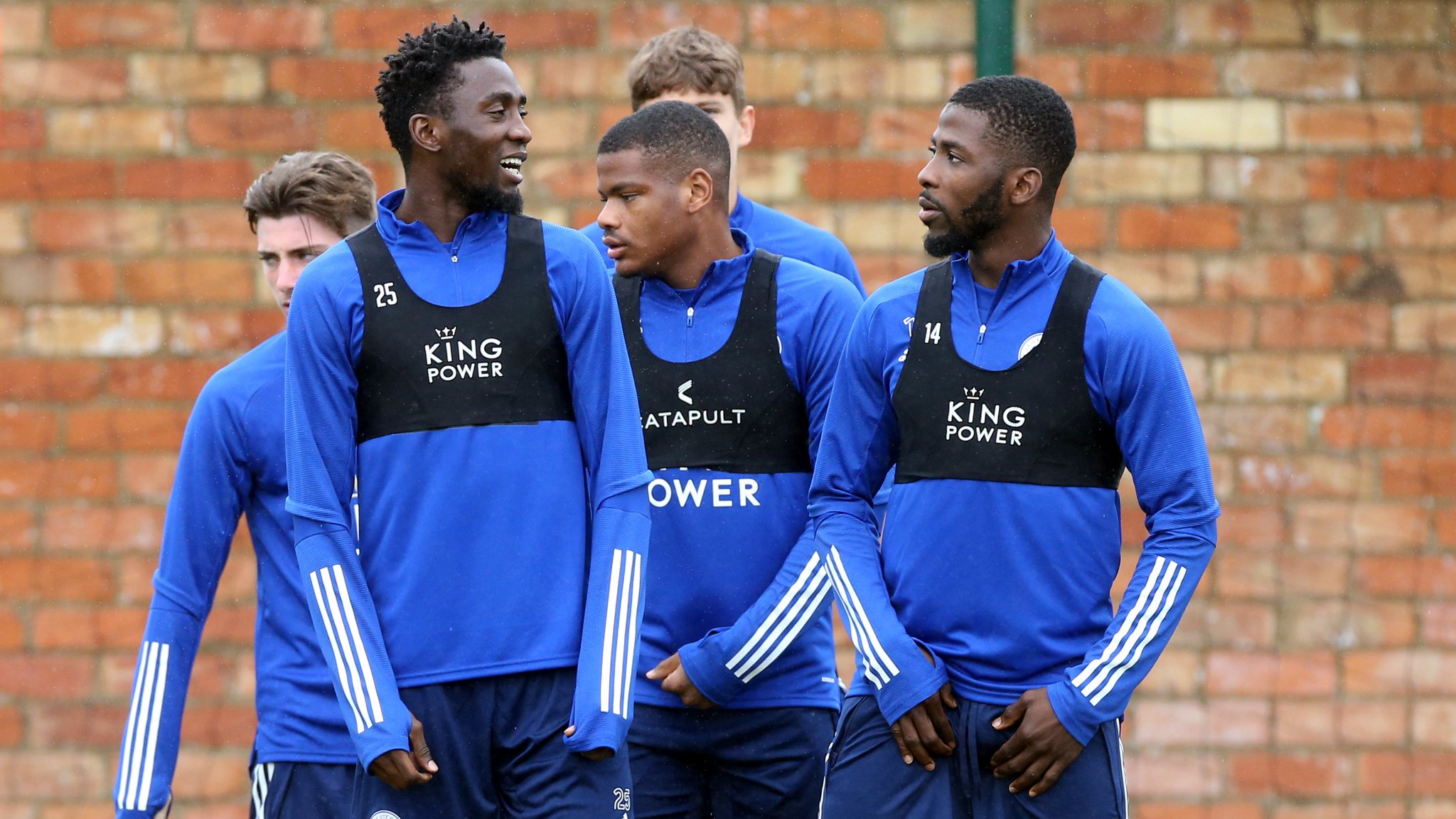 Ndidi: Leicester City Didn't Disappoint Last Season Despite Missing Out On Champions League Place