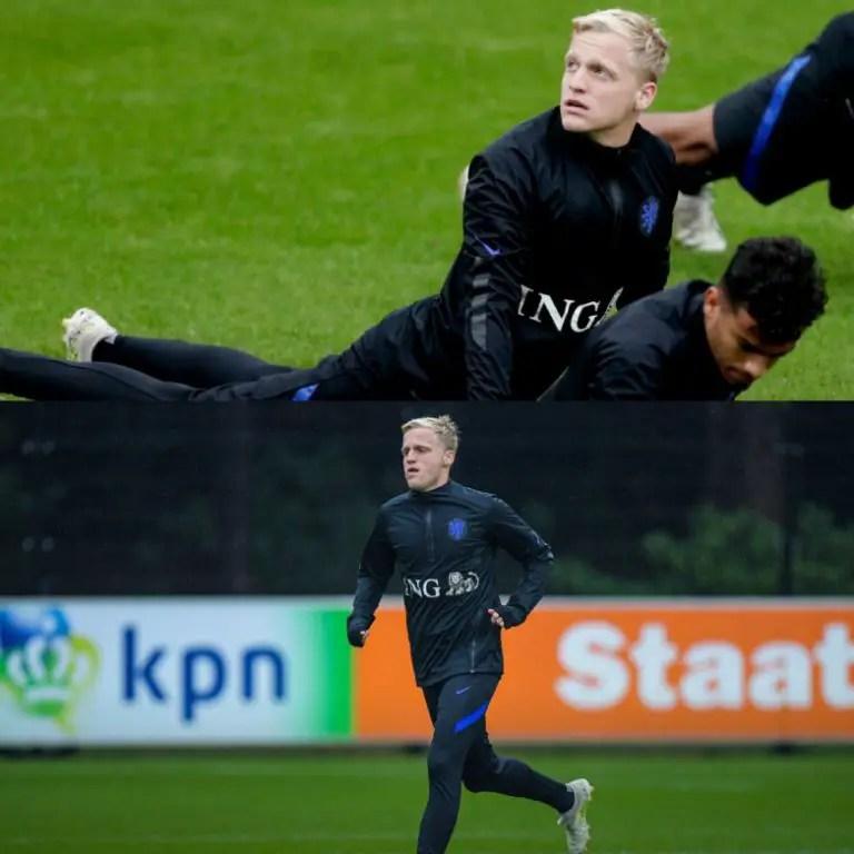 Van der Sar Writes Man United  Fans, Urges Support For New Signing Van de Beek