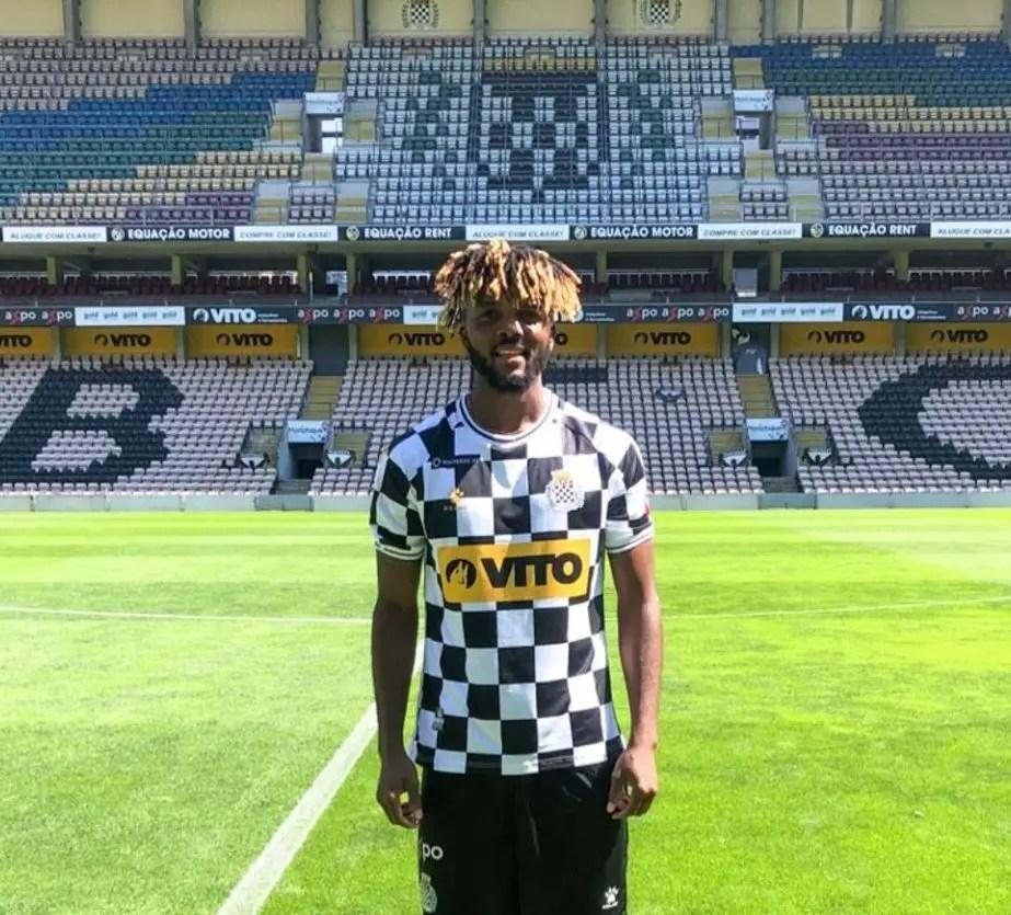 Awaziem Joins Portuguese Club Boavista On Loan