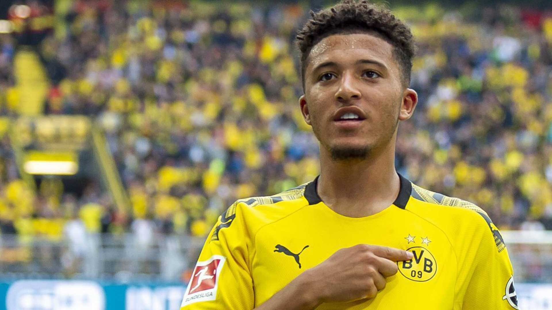 Sancho Addresses Future Amid Man United Link