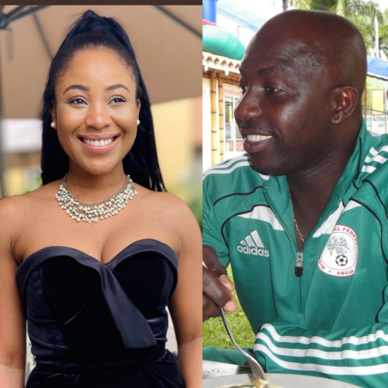 BB Naija's Erica Vs Super Eagles' Siasia: Is The Labour Of Nigerian Heroes Now In Vain?