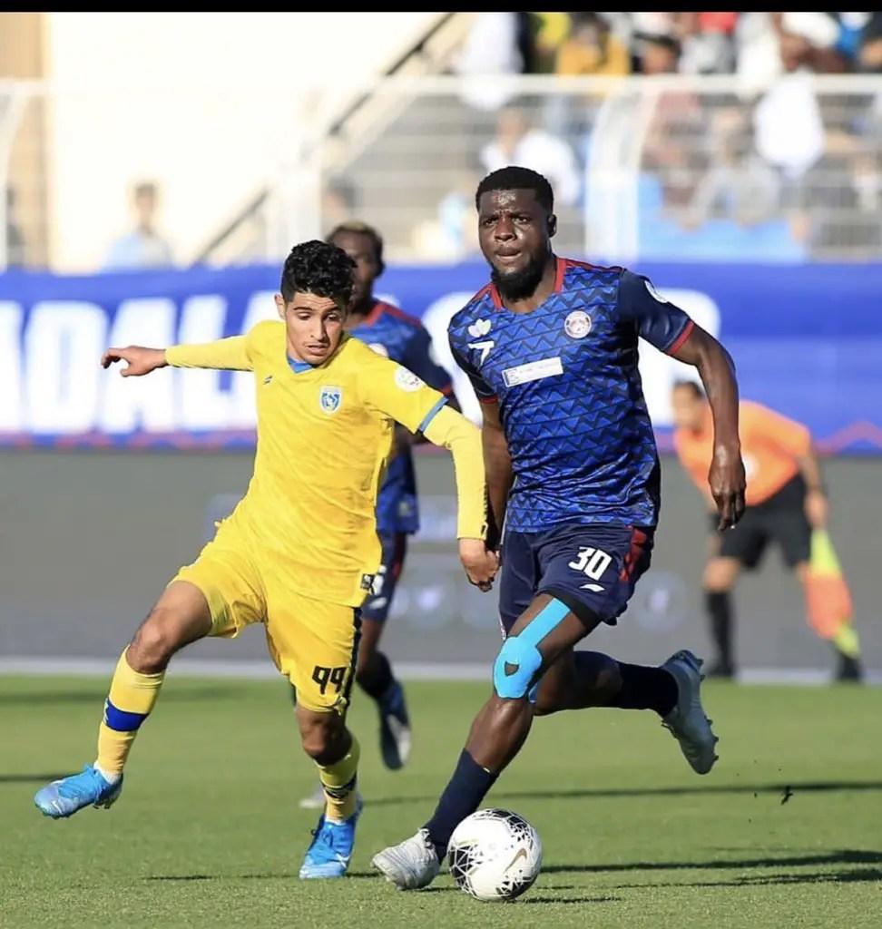 Ogu Departs Saudi Arabia Club Al Adalah